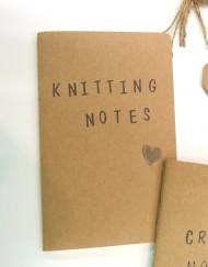 Knitting notes