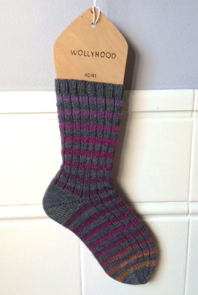 Sock blocker delight