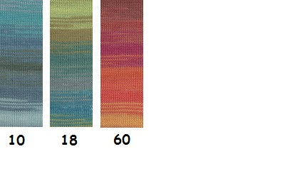 Jawoll Magic Colorchart
