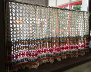 WRAP curtain inside